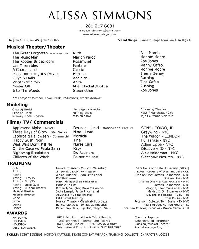 resumeALISSA2015update
